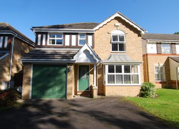 Thumbnail 4 bed detached house to rent in The Spinney, Tonbridge