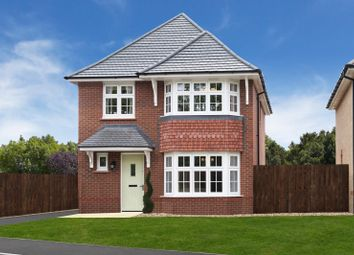 Thumbnail 4 bed detached house for sale in Oaklands, Ledsham Road, Cheshire