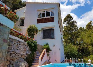 Thumbnail 3 bed villa for sale in Panorama 1, La Font D'en Carros, Costa Blanca North, Costa Blanca, Valencia, Spain