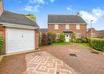 Thumbnail 4 bed detached house for sale in Arizona Crescent, Chapelford Village, Warrington, Cheshire