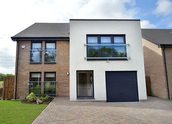 Thumbnail 4 bed property for sale in Gardenia Grove, East Kilbride, Glasgow