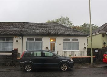 Thumbnail 2 bed bungalow for sale in Tyntyla Avenue, Ystrad, Rhondda Cynon Taff.