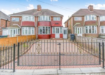 Thumbnail 3 bed semi-detached house for sale in Quinton Road West, Quinton, Birmingham
