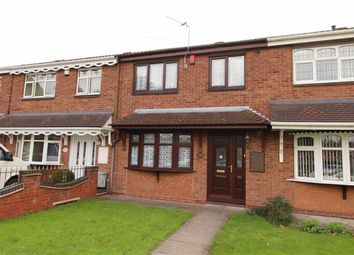 Thumbnail 3 bed terraced house for sale in Alice Street, Greencroft, Bilston
