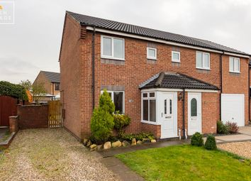 Thumbnail Semi-detached house to rent in Avenue Nozay, Broughton, Brigg