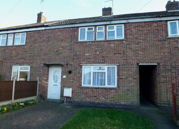 Thumbnail 2 bedroom terraced house for sale in Bosworth Road, Castle Donington, Derby