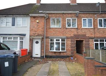 Thumbnail 4 bedroom terraced house to rent in Binstead Road, Kingstanding, Birmingham