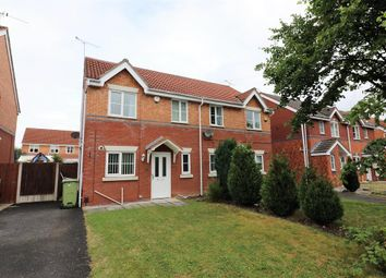Thumbnail 3 bed semi-detached house to rent in Malvern Avenue, Ellesmere Port