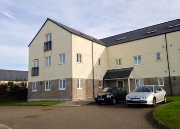 Thumbnail 2 bed flat for sale in Roche, St. Austell, Cornwall