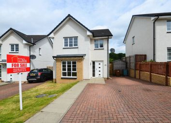 Thumbnail 3 bed detached house for sale in Lochan Road, Kilsyth, Glasgow
