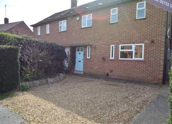 Thumbnail 3 bedroom property for sale in Conway Avenue, Peterborough