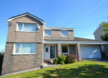 Thumbnail 4 bed detached house for sale in Highfields, Whitehaven, Cumbria