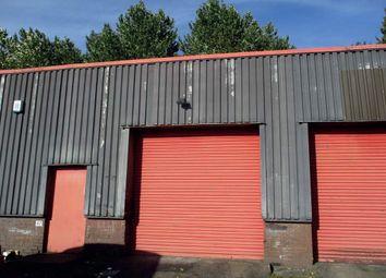 Thumbnail Light industrial to let in Unit 9 47 Dalsholm Avenue, Glasgow