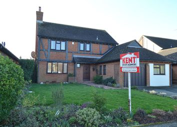 4 bed detached house for sale in Polo Way, Chestfield, Whitstable CT5
