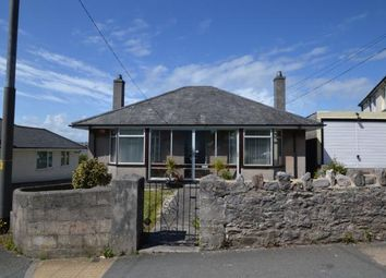 Thumbnail 2 bed detached bungalow for sale in Plymstock Road, Plymouth, Devon