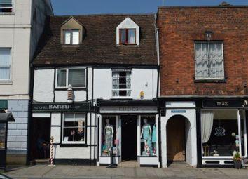 Thumbnail Retail premises for sale in High Street, Tewkesbury