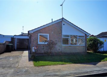 Thumbnail 3 bed detached bungalow for sale in Farndale Road, Sutton-In-Ashfield