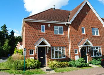 Thumbnail 3 bed end terrace house to rent in Marrow Meade, Fleet