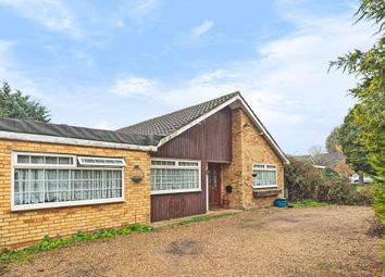 Woodstock Road, Bushey Heath, Bushey WD23. 4 bed detached bungalow