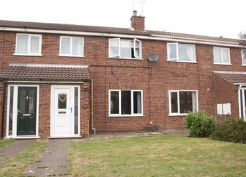 Thumbnail 3 bed town house for sale in Jackson Street, Coalville