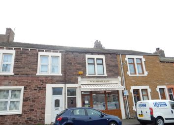 Thumbnail 3 bed terraced house for sale in 53 Corporation Road, Workington, Cumbria