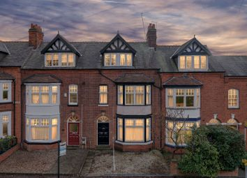 Thumbnail 3 bedroom property for sale in Victoria Park Road, Clarendon Park, Leicester