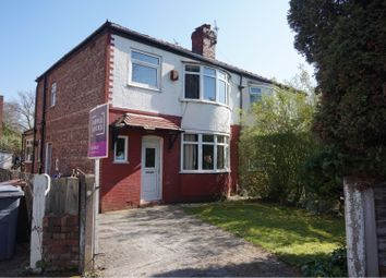 3 bed semi-detached house for sale in Sibson Road, Chorlton M21