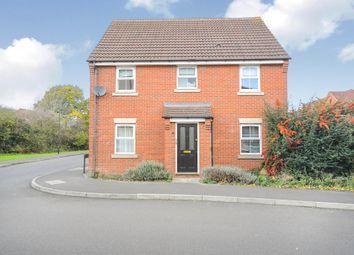 Thumbnail 4 bed detached house for sale in Havisham Drive, Swindon