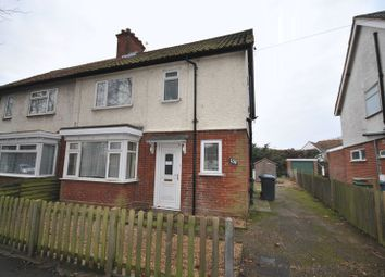 Thumbnail 5 bed semi-detached house for sale in Colman Road, Norwich