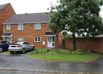 Thumbnail 3 bedroom semi-detached house for sale in Marsh Farm Lane, Swindon