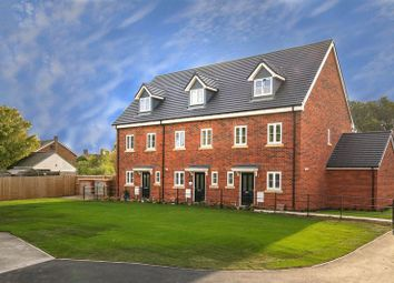 Thumbnail 3 bed town house for sale in Horwood Close, Aston Clinton, Aylesbury