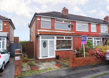 Thumbnail 2 bed semi-detached house for sale in Brendon Drive, Manchester