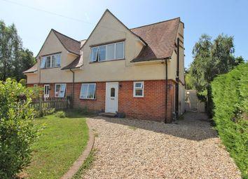 Thumbnail 3 bed semi-detached house for sale in Addison Road, Brockenhurst