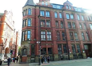 Thumbnail 2 bed flat to rent in Whitworth House, Whitworth St