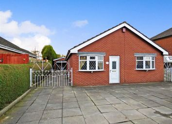 Thumbnail 3 bed detached bungalow for sale in Dividy Road, Bucknall, Stoke-On-Trent