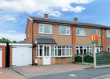 Thumbnail 3 bed semi-detached house for sale in Tilstock Crescent, Shrewsbury