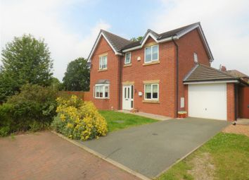 Thumbnail 4 bed detached house to rent in Freckleton Close, Great Sankey, Warrington