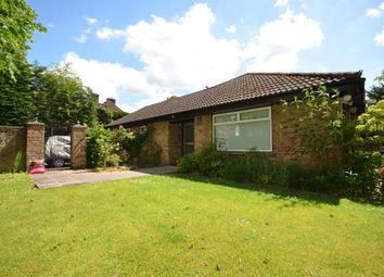 Thumbnail 1 bed semi-detached bungalow to rent in Orchehill Rise, Gerrards Cross
