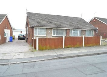 Thumbnail 2 bed detached bungalow to rent in Fenpark Road, Fenton, Stoke-On-Trent