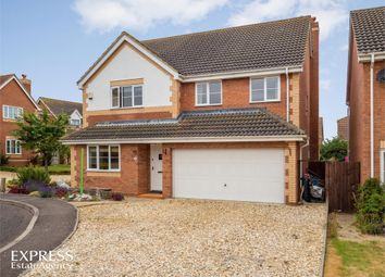 Thumbnail 5 bed detached house for sale in Wellington Road, Briston, Melton Constable, Norfolk