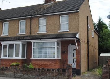 Thumbnail 3 bed property to rent in London Colney, St Albans
