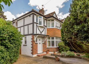 Thumbnail 3 bedroom end terrace house for sale in Barnfield Avenue, Kingston Upon Thames