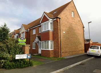 Thumbnail 5 bed detached house for sale in Stakeford Lane, Stakeford, Choppington