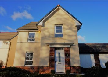 Thumbnail 4 bed detached house for sale in Chapel Walk, Penygarn, Pontypool, Torfaen