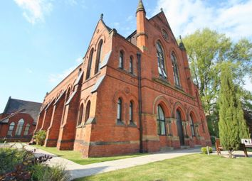 Thumbnail 2 bedroom flat to rent in Basilica Apartments, Barbers Lane, Northwich