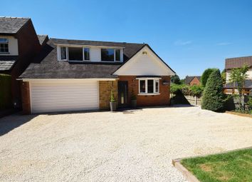 Thumbnail 3 bed detached bungalow for sale in Little Lane, Rough Close, Stoke-On-Trent
