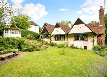 Thumbnail 4 bed detached bungalow for sale in Treadaway Hill, Flackwell Heath, Buckinghamshire