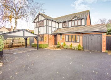 Thumbnail 4 bed detached house for sale in Charters Road, Ascot