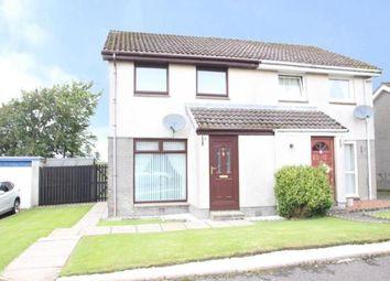 Thumbnail 3 bed semi-detached house for sale in Roseburn Drive, Cumnock, East Ayrshire