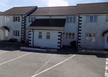 Thumbnail 2 bed terraced house for sale in Cleavers Way, Stenalees, St. Austell